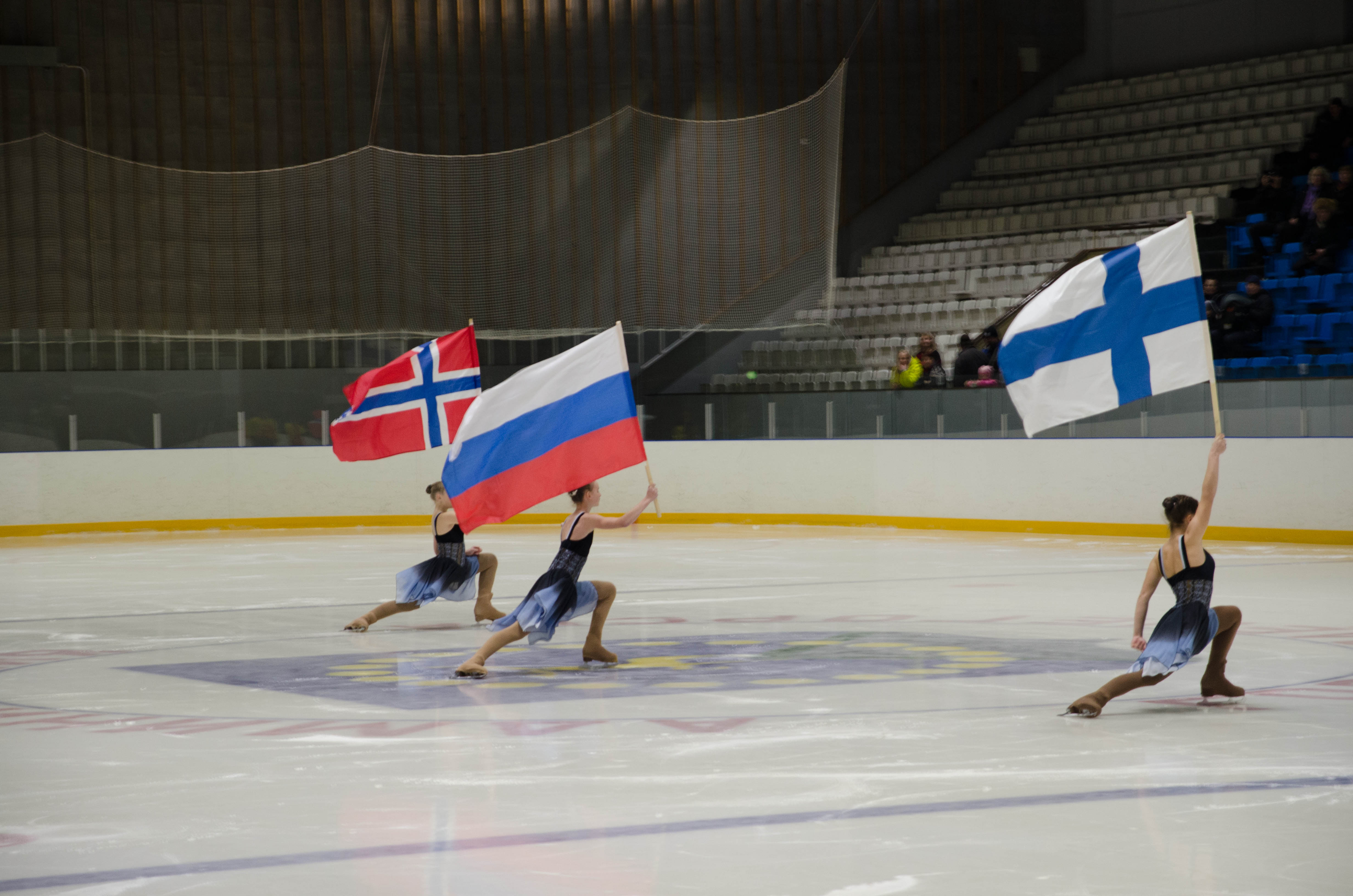 Opening ceremony in Olenegorsk 2013 Foto: Claus
